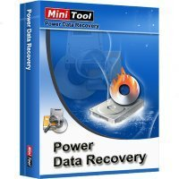 MiniTool Power Data Recovery incl patch full version