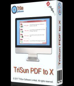 TriSun PDF to HTML + key