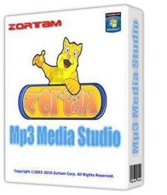 Zortam Mp3 Media Studio Pro 25.10 + keygen