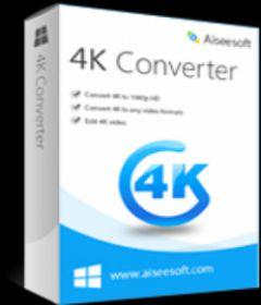 Aiseesoft 4K Converter incl Patch