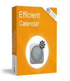 Efficient Calendar 5.60 Build 554 + keygen