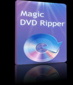 Magic DVD Ripper 10.0.1 + key