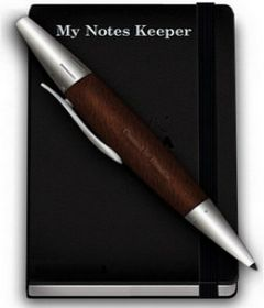 My Notes Keeper full version download