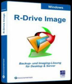 R-Drive Image 6.2 Build 6208 + Patch + Keygen