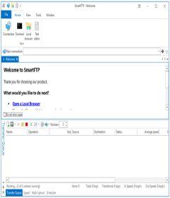 SmartFTP Client Enterprise 9.0.2679.0 + x64 + patch