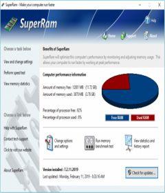 SuperRam 7.7.15.2019 + keygen
