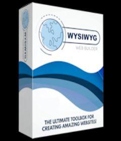 WYSIWYG Web Builder v15.0