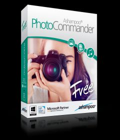 Ashampoo Photo Commander 16.1.0 + patch