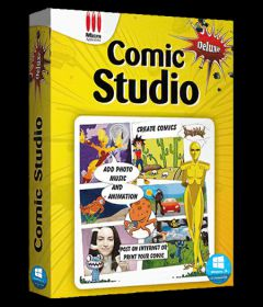 Digital Comic Studio with Patch