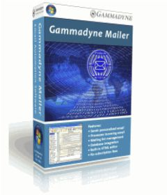 Gammadyne Mailer with Patch