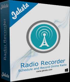 Jaksta Radio Recorder with Patch