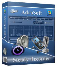 Adrosoft AD Stream Recorder 4.6.2 + key