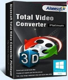 Aiseesoft HD Video Converter incl Patch