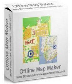 AllMapSoft Offline Map Maker + keygen