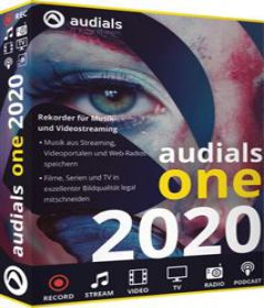 Audials One 2020.0.47.4700 Platinum + key