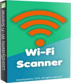 LizardSystems Wi-Fi Scanner 4.6 Build 183