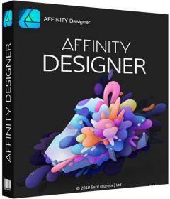 Serif Affinity Designer 1.7.2.471 + keygen