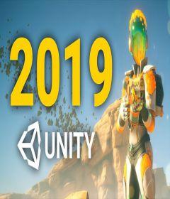 Unity Professional 2019.2.5f1 + patch