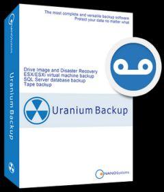 Uranium Backup 9.6.2 Build 7084 + keygen