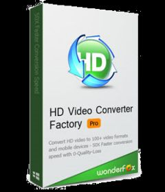 WonderFox HD Video Converter Factory Pro 18.1