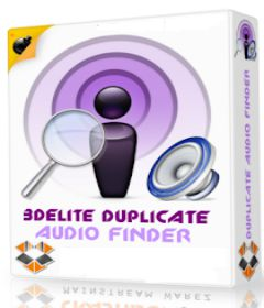 3delite Duplicate Audio Finder incl patch