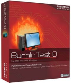 BurnInTest Professional 9.0 Build 1017