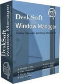 DeskSoft WindowManager 7.1 + patch