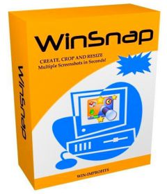 WinSnap v5.1.4 + patch