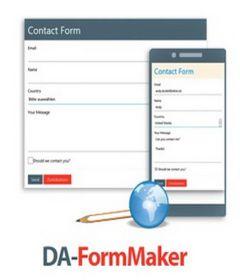 DA-FormMaker + keygen