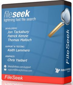FileSeek Pro incl Keygen