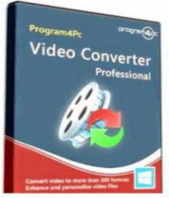 Program4Pc PC Video Converter incl Activator