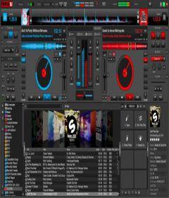 Atomix Virtual DJ Pro Infinity 8.4.5308 + keygen