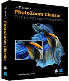 Benvista PhotoZoom 8.0.6 incl Patch 32bit + 64bit