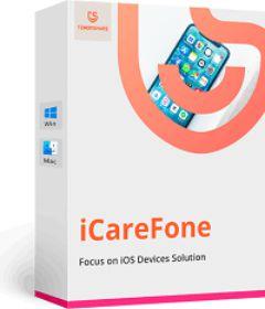 Tenorshare iCareFone 5.9.1.2 + keygen