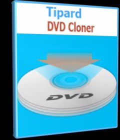 Tipard DVD Cloner 6.2.30 + patch
