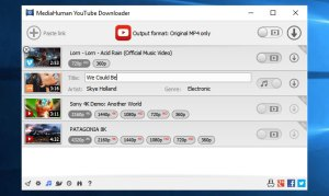 YouTube Downloader 3.9.9.33 (1502) + patch