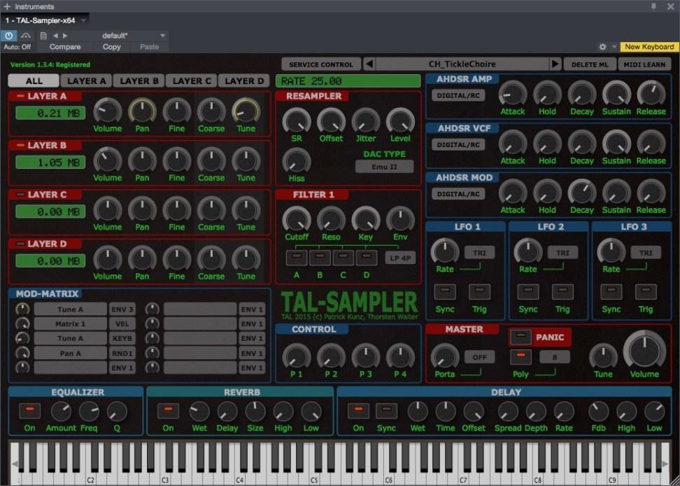Togu Audio Line TAL-U-NO-LX v4.4.5