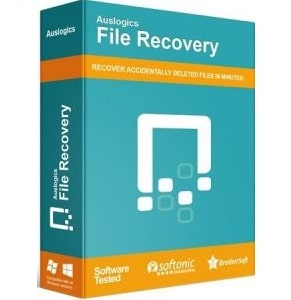 Auslogics File Recovery Pro incl patch