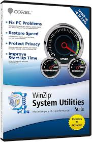 WinZip System Utilities Suite incl Patch