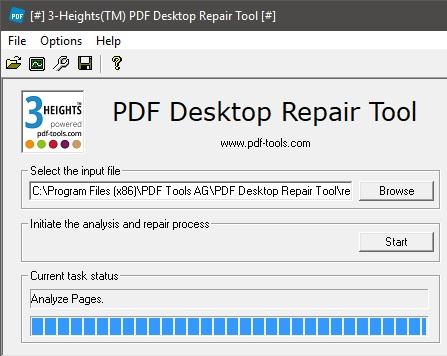 3-Heights PDF Desktop Analysis & Repair Tool 6.8.1.9 incl Patch