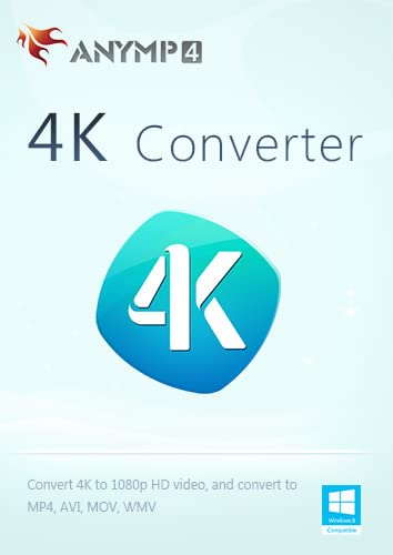 AnyMP4 4K Converter incl Patch