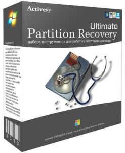 Active Partition Recovery Ultimate crack free download