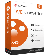 AnyMP4 DVD Converter free download
