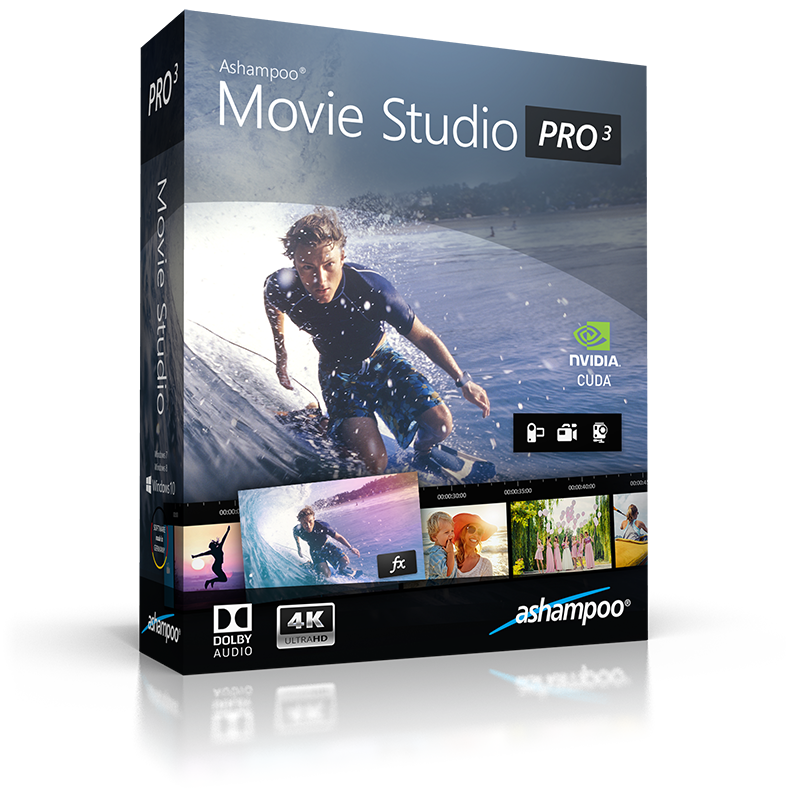 Ashampoo Movie Studio Pro full version