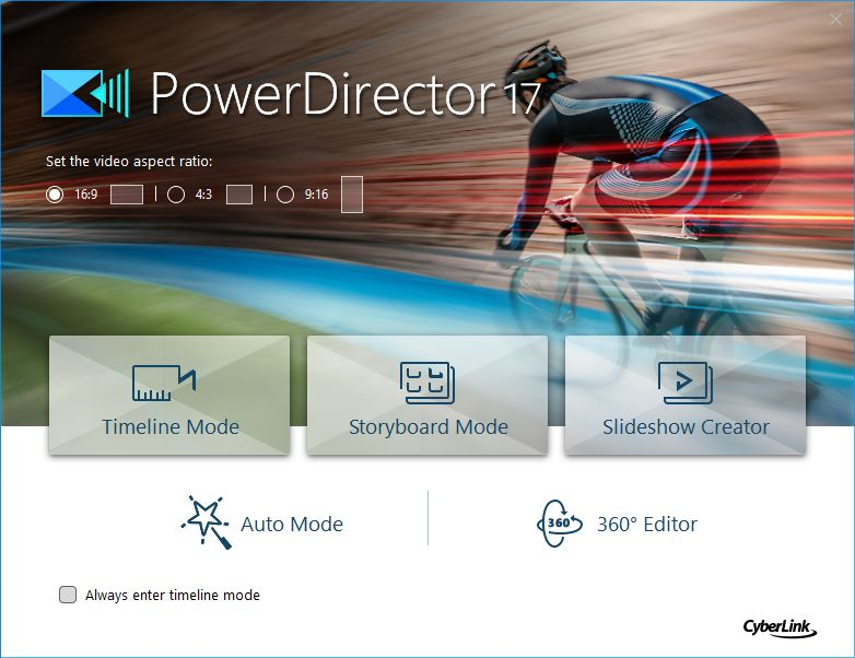 CyberLink PowerDirector Ultra crack free download