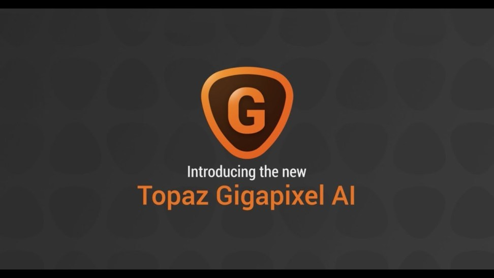 Topaz A.I. Gigapixel patch full free download