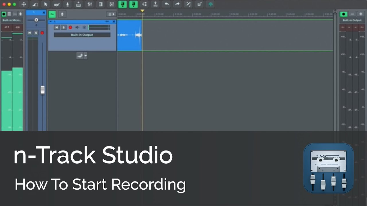 n-Track Studio 9.1.1 Build 3650 [x86 x64] incl Patch