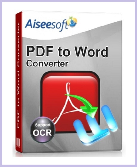 Aiseesoft PDF to Word Converter free download