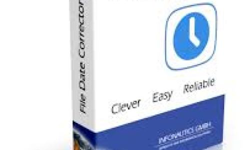 Infonautics File Date Corrector incl Patch free download