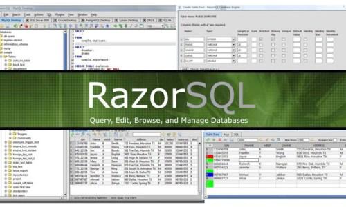 RazorSQL incl Serial Keys